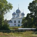 Спасо-Преображенский собор в Белозерске