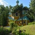 Спасо-Влахернский монастырь в Деденево