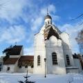 Клязьма церковь Спаса Нерукотворного Образа