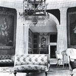Усадьба Степановское-Волосово. Интерьер дворца