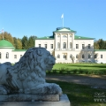 Усадьба Степановское-Волосово, главный дом