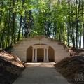 Усадьба Степановское-Волосово, грот в парке
