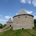 Старая Ладога. Крепость