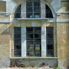 Колокольня собора Бориса и Глеба в Старице (фрагмент)