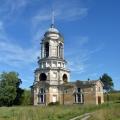 Колокольня собора Бориса и Глеба в Старице