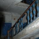 Усадьба Стеблево, лестница в главном доме