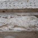 Рождественский собор в Суздале (фрагмент наружного декора)