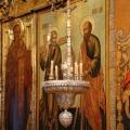 Рождественский собор в Суздале, фрагмент интерьера