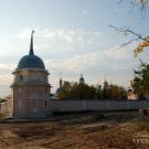 Свято-Введенский монастырь Оптина пустынь, башня ограды