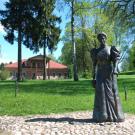 Усадьба Талашкино, с/х школа и памятник Тенишевой