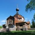 Усадьба Талашкино, церковь св. Духа
