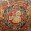 Усадьба Талашкино, фрагмент мозаики церкви св. Духа
