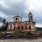 Усадьба Теплое. Знаменская церковь