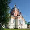 Тихвин Богородице-Успенский монастырь
