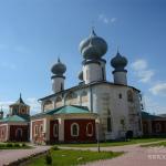 Тихвинский Богородице-Успенский монастырь, Успенский собор