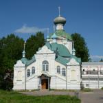 Тихвинский Богородице-Успенский монастырь, церковь
