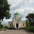 Монастырь Тихонова пустынь Калужская область