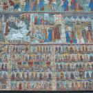 Церковь Иоанна Предтечи в Толчкове, фрагмент росписей