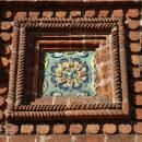 Церковь Иоанна Предтечи в Толчкове, фрагмент декора