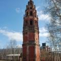 Церковь Иоанна Предтечи в Толчкове, колокольня