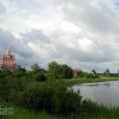 Корсунский собор и озеро Соломено