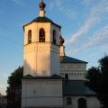 Торопец. Церковь Спаса Преображения