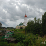 Тотьма. Церковь Успения Пресвятой Богородицы