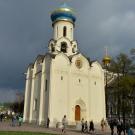Троице-Сергиева лавра, Духовская церковь