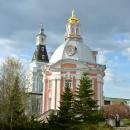 Троице-Сергиева лавра, Смоленская церковь