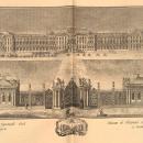 Царское Село, Екатерининский дворец (архитектор Растрелли)