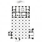 Царское Село, план Холодной бани