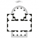Царское Село, план Концертного зала