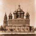 Церковь Иоанна Предтечи в Толчкове. Фото И.Ф. Борщевский