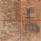 Планировочная концепция возрождения Петропавловского парка 1993г.