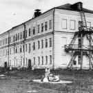 Ярославская Большая мануфактура, старинное фото