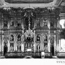 Церковь Петра и Павла в Ярославле. Интерьер с иконостасом