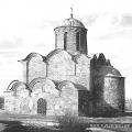 Церковь Спаса Преображения на Ковалеве, фото 2000 г.