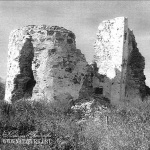 Церковь Спаса Преображения на Ковалеве, фото 1947 г.