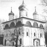 Церковь Святой Троицы в Старой Руссе после реставрации