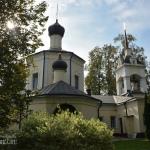 Церковь Преображения Господня в Юдино