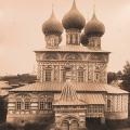 Церковь Воскресения на Дебре. Фото И.Ф. Борщевский