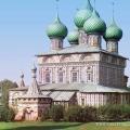 Церковь Воскресения на Дебре. Фото С.М. Прокудин-Горский