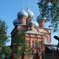 Церковь Воскресения на Дебре, Кострома