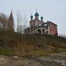 Казанская Преображенская церковь в Тутаеве