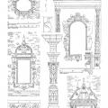 Спасская церковь в селе Уборы, элементы декора