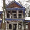 Усадьба Берга, дом сына