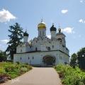 Усадьба Никольское-Урюпино церковь