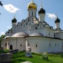 Усадьба Никольское-Урюпино, Никольская церковь