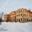 Усадьба Васильевское, дворец Орловых-Денисовых