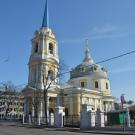 Церковь Вознесения Господня на Гороховом поле